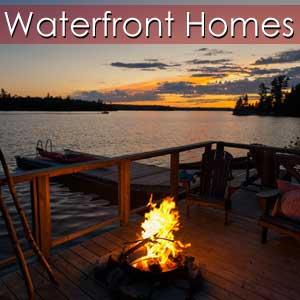 Waterfront-Homes-Michigan